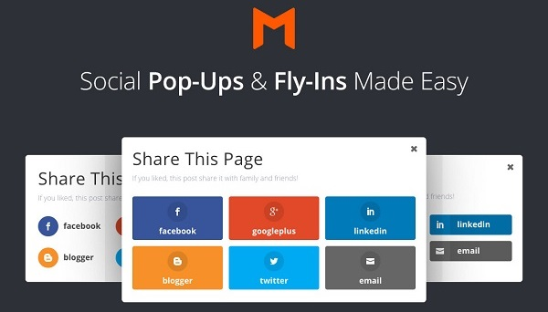 Monarch plugin is great for social media optimization
