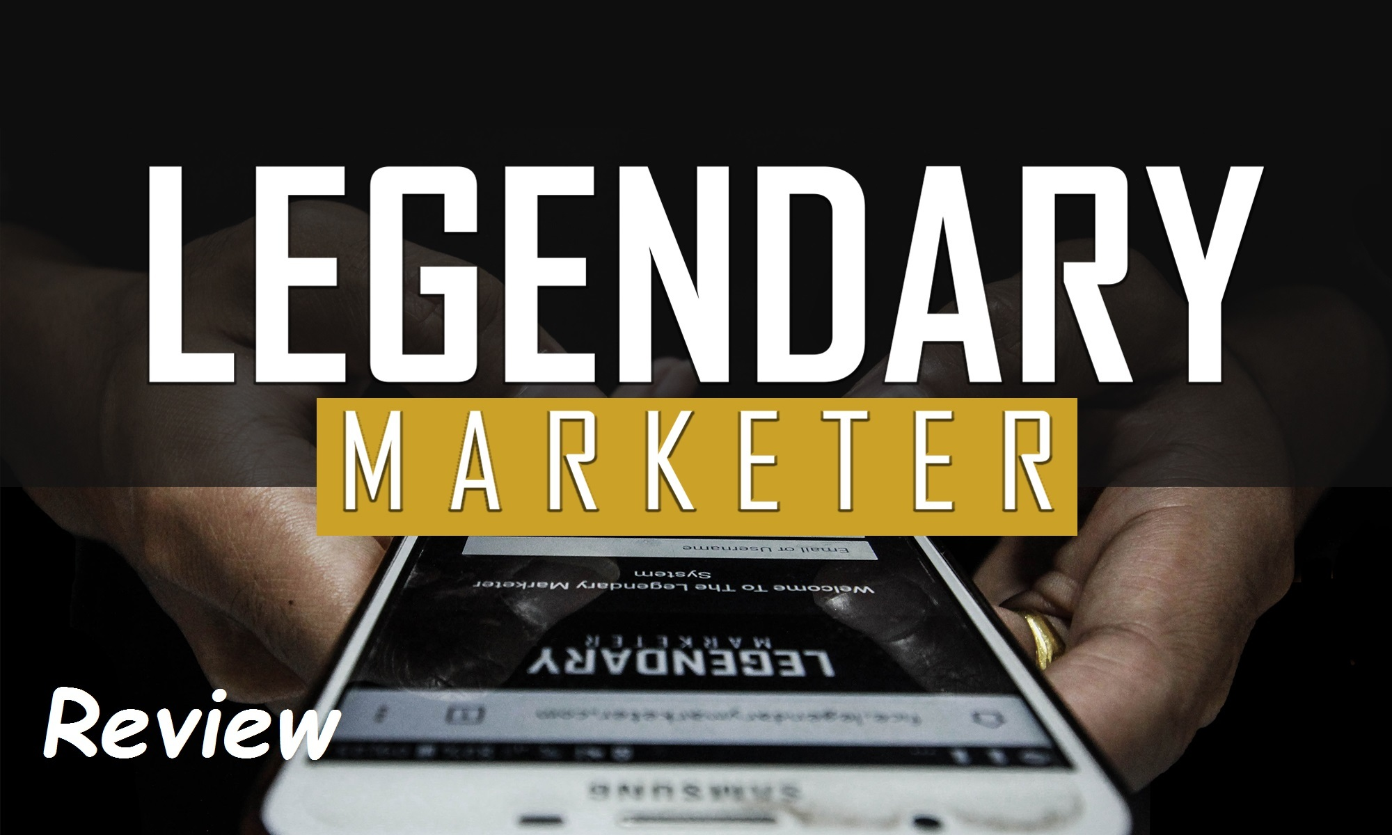 Cheap Second Hand Internet Marketing Program Legendary Marketer